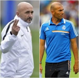 Spalletti-Zidane
